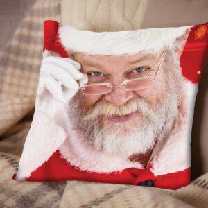 Poduszka Świąteczna Mikołaj