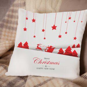 Poduszka Świąteczna D05